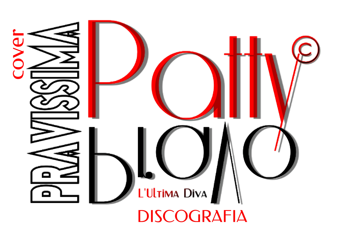 Patty Pravo - ​DISCOGRAFIA COVER - Brani di Altri Interpreti Eseguiti da Patty Pravo